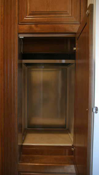 Laundry Dumbwaiter