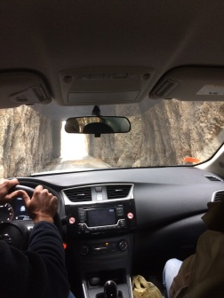 Needles HIghway Tunnel