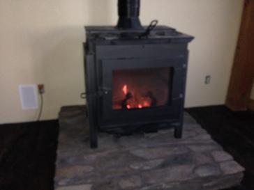 Burning stove!!!