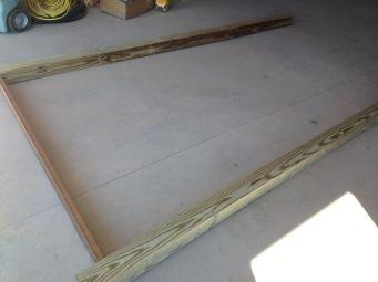 4x4 sled for base