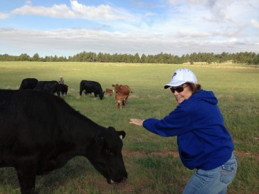 Mom Cow Whisperer