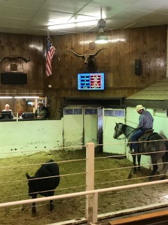 Chips in the auction ring